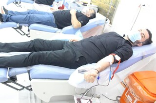 طرح سراسری اهدایی خون