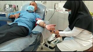 دکتر غلامپور :شرکت ورزشکاران و ورزش دوستان در پویش اهدای خون از اولویت ها باشد.