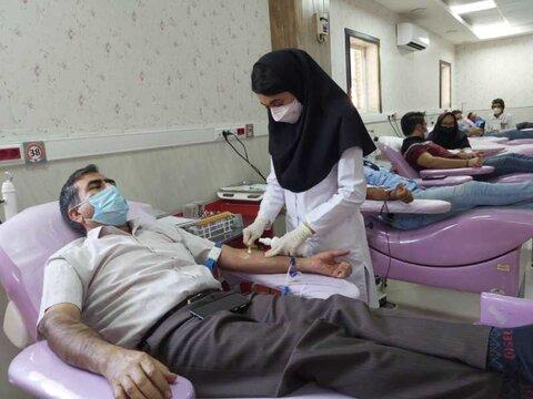 پویش سراسری اهدای خون/رئیس هیأت پزشکی ورزشی استان