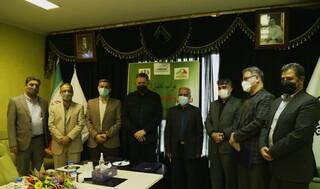 مراسم تجلیل از ایثارگران فدراسیون پزشکی ورزشی