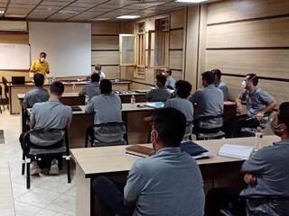 پوشش پزشکی دوره مربیگری درجه B فوتبال آسیا