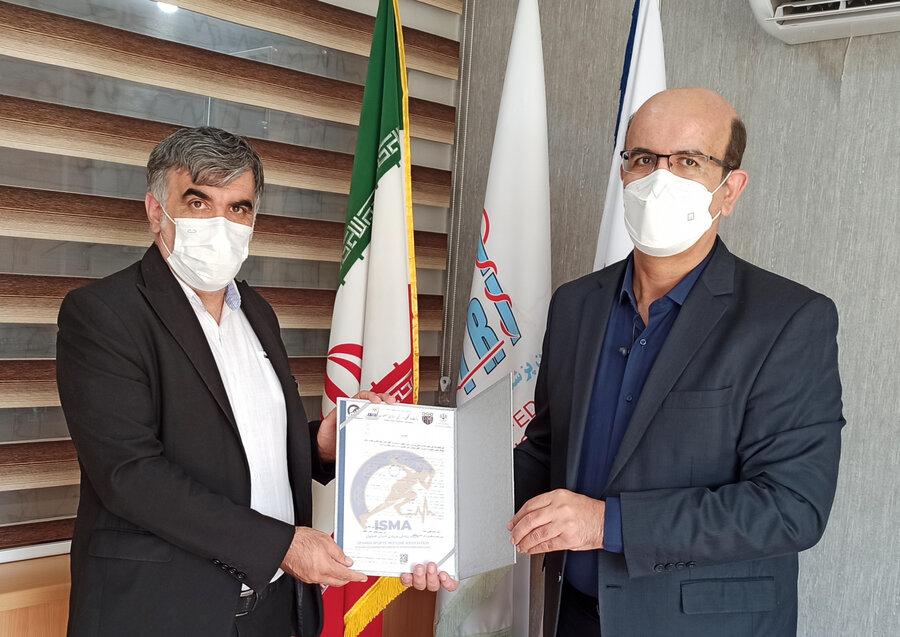 هیات پزشکی ورزشی و هیات فوتبال اصفهان تفاهم نامه همکاری امضا کردند