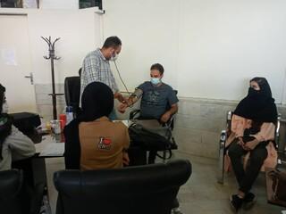 بازاموزی امدادگری کمیته پوشش پزشکی مسابقات استان زنجان