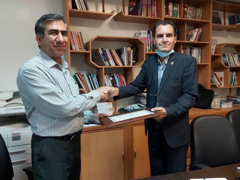 احمدرضا سلطانی مشاور حقوقی هیأت پزشکی ورزشی کرمان شد