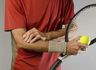 آشنایی با بیماری آرنج تنیس بازان