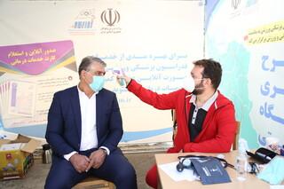 علیرضا حیدری: هیچوقت نباید از ورزش غافل شد