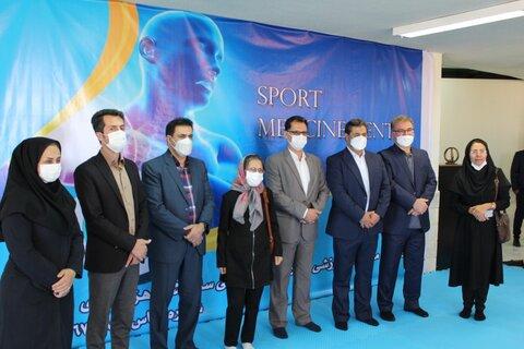 زیر ساخت و امکانات مناسبی در حیطه پزشکی ورزشی زنجان فراهم شده است