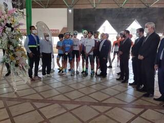 پوشش پزشکی تور دوچرخه سواری مرند آذربایجان شرقی