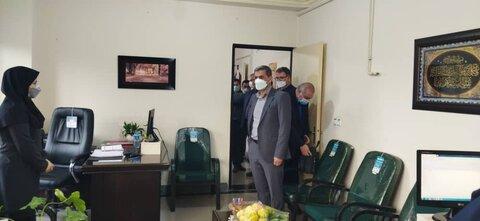 بازدید دکتر نوروزی از هیات پزشکی ورزشی گلستان