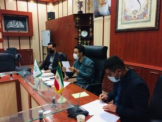 دوره آموزشی مسئولان اسناد پزشکی،بازرسی و آموزش شهرستان های آذربایجان شرقی
